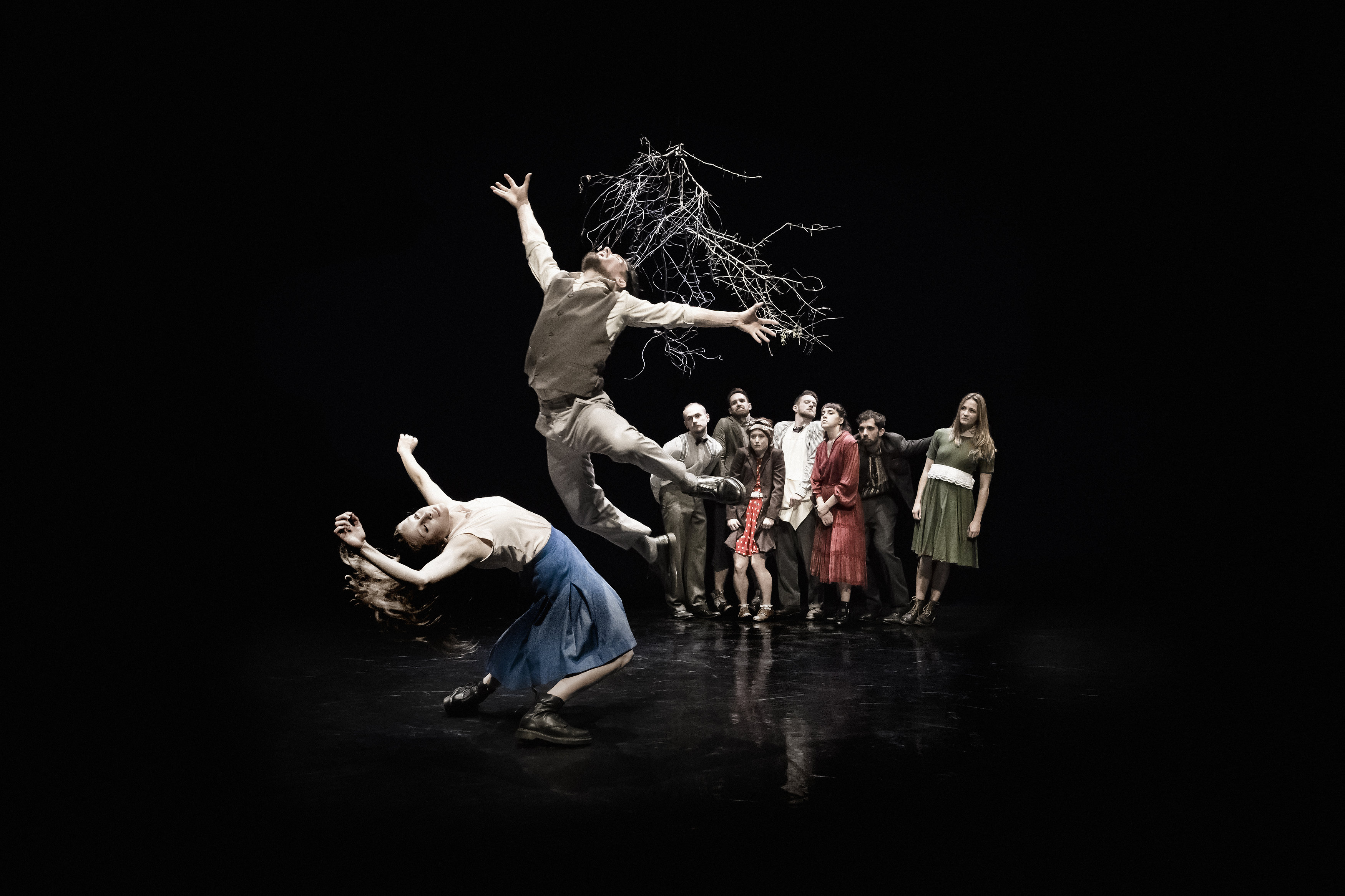 National Dance Company Wales announces Spring tour 2016