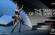 The Bolshoi Ballet returns to cinema screens with The Taming of the Shrew