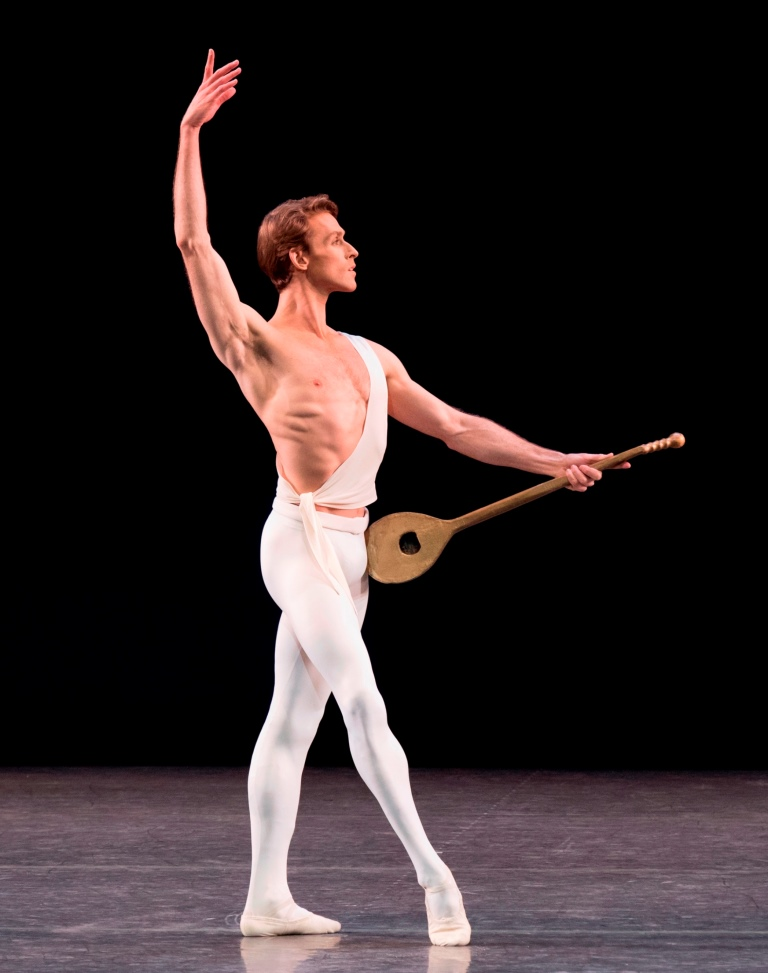 New York City Ballet returns to Paris this summer