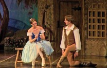 Saint Petersburg Classic Ballet in Giselle