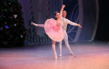 Russian Nutcracker divertissements sparkle