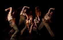 Dance theatre and politics meet head on