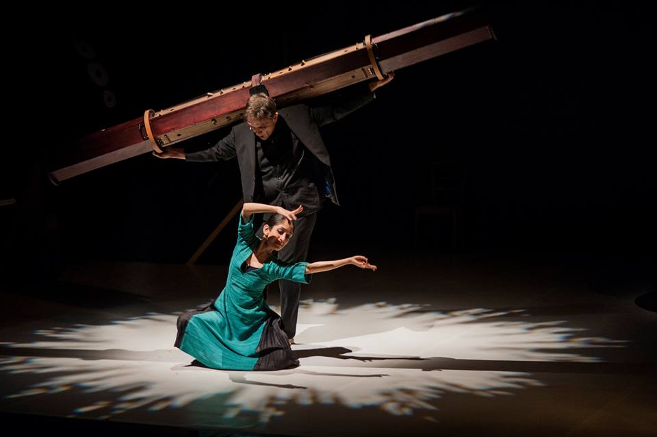 Odissi tradition meets Western percussion