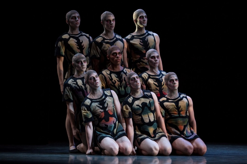 Pacific Northwest Ballet in Prodigal SonPhoto Angela Sterling