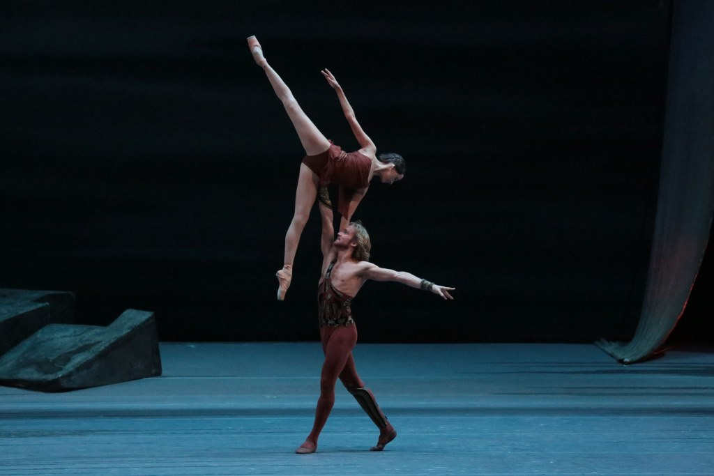 The Bolshoi Ballet in Cinema: Spartacus