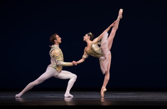 Dutch National Ballet's Best of Balanchine