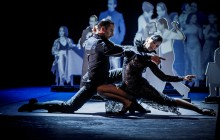Tango that struggles to ignite: Milonga in Taipei