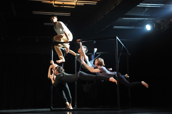 Sun Shier Dance Theatre: The Place: a Puppet, a Closet, a Fantasy