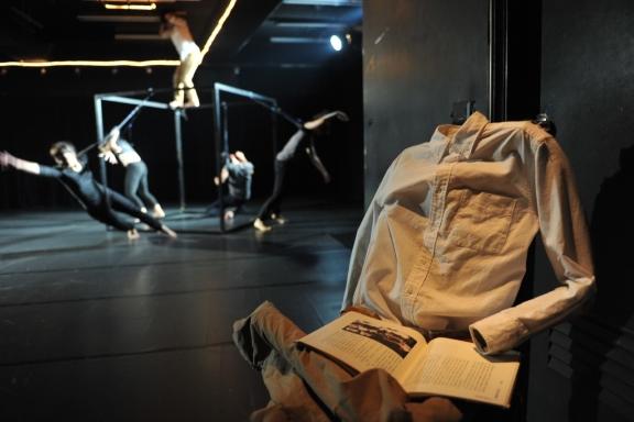 The Place, a Puppet, a Closet, a FantasyPhoto Lin Shou-Cheng