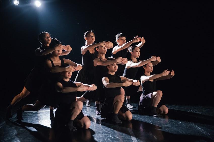 Dance Forum Taipei in Zero Body by Toru ShimazakiPhoto Chen You-wei