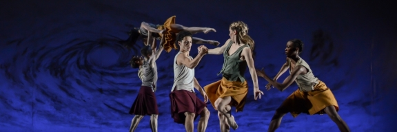 Rambert Dance Company in Terra IncognitaPhoto Stephen Wright
