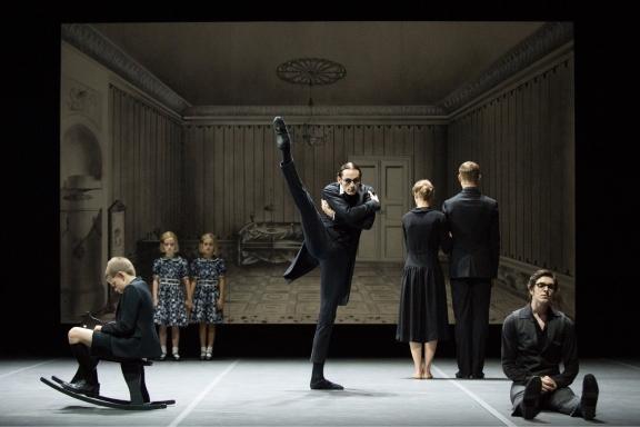Ballett Zürich's The Sandman