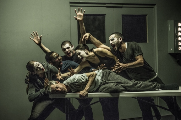 A strange immortality: Betroffenheit