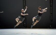 A longing to be on the move: L. A. Dance Project