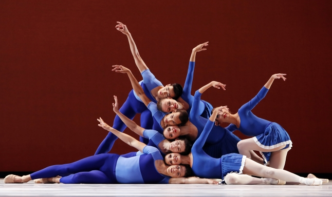 David Dawson's Overture tops the bill at Dutch National Ballet
