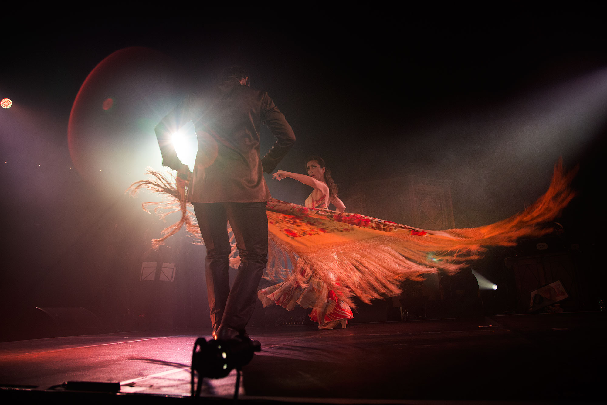 Zik'r: carrying flamenco from India to Spain