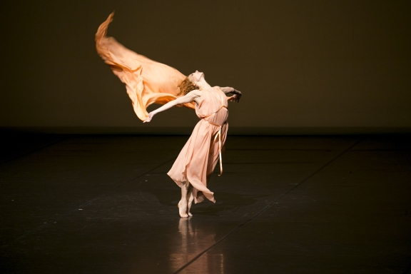 Tamara Rojo in Five Brahms Waltzes in the manner of Isadora DuncanPhoto Kiran West