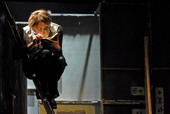 Teatro DelusioPhoto Simona Boccedi
