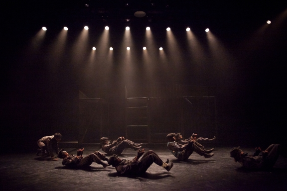 Avant Garde Dance 'review the situation' in Fagin's Twist