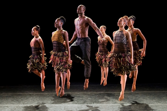Staying true: Alvin Ailey American Dance Theater at Sadler's Wells