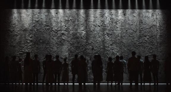 English National Ballet in Akram Khan's GisellePhoto Laurent Liotardo