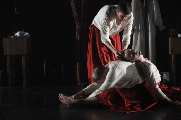 Lady Macbeth: Unsex Me Here by Company Chordelia