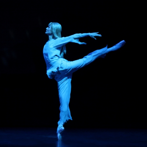 The White-Haired GirlPhoto Shanghai Ballet