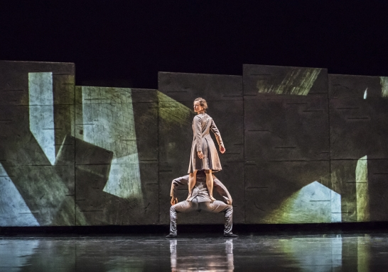 Rambert Contemporaries impress