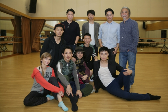 Hong Kong Ballet and West Kowloon Cultural District collaborate on Choreographer & Composer Lab