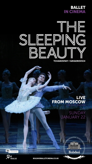 Bolshoi Cinema Season 2016-7: Sleeping Beauty poster