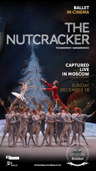 Bolshoi Cinema 2016-7: Nutcracker poster