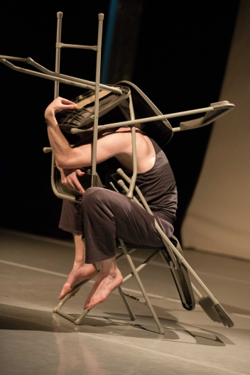, a work in progress from Julia James-Griffiths, presented as part of an 'approaches to dance making' eveningPhoto See Image Define