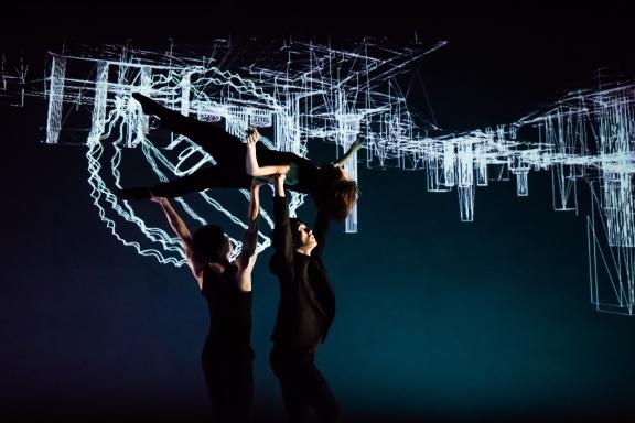T.T.C. Dance in Déjà VuPhoto Chen Chang-chih