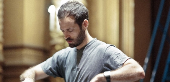 Benjamin Millepied at the Palais Garnier