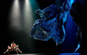 A dance of light and shade: Tussock Dance Theater in The Floating Space