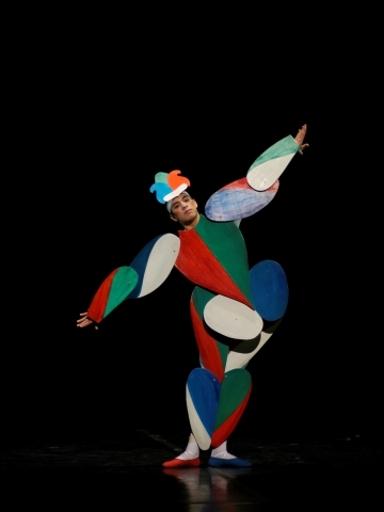 The Triadic BalletPhoto Wilfred Hösl