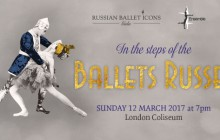 Russian Ballet Icons Gala will celebrate the Ballets Russes