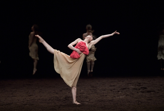 Sheer class: English National Ballet with Van Manen, Forsythe and Bausch