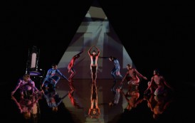 MK ULTRA: Bold new dance exploring mind control and the illuminati from Rosie Kay