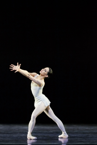 Tamara Rojo in MacMillan's Song of the EarthPhoto Johan Persson, courtesy The Royal Ballet