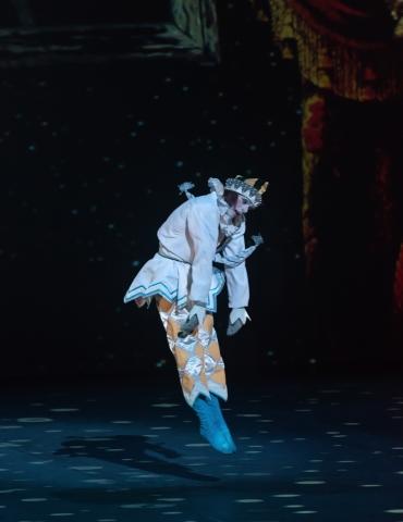 Vladimir Shklyarov as PetrushkaPhoto Marc Haegeman