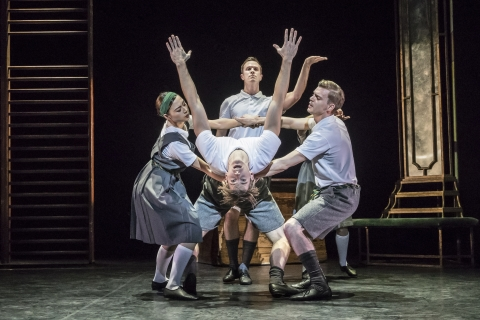 Matthew Bourne's Watch with MotherPhoto Johan Persson
