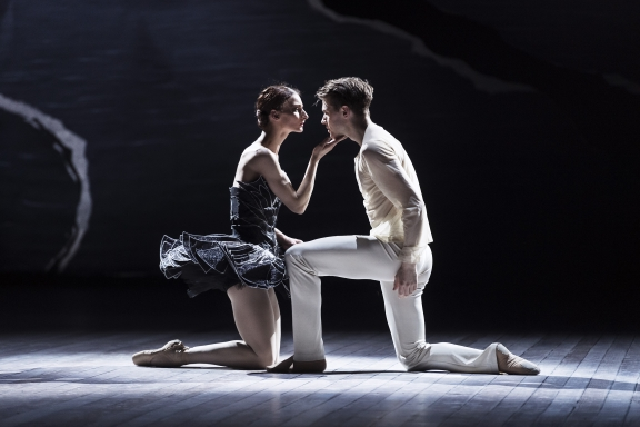 The Royal Swedish Ballet in Pär Isberg's The Dream of Swan Lake