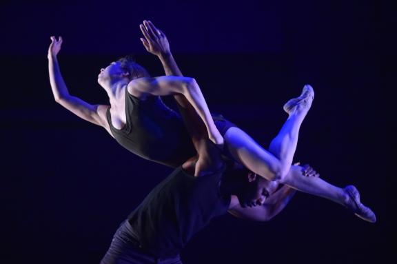 Body EDT x Verb Ballets in Taipei