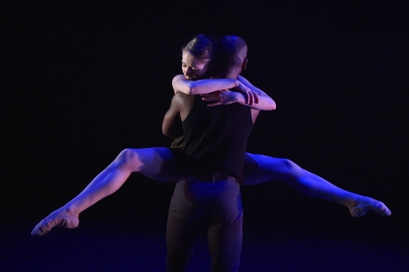 Ne me quitte pas(dancers here: Lieneke Matte and Omar Humphrey)Photo courtesy Body EDT