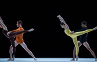 Ballett Zürich's Quintett: Godani, Van Manen, Forsythe