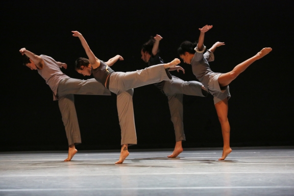 Cristian Duarte's & is a real winner for Transitions Dance Company