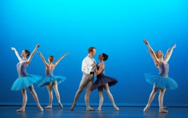 An excellent showcase for the English National Ballet School
