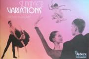 Comic Cuts delights in Summer Variations by Elmhurst Ballet School