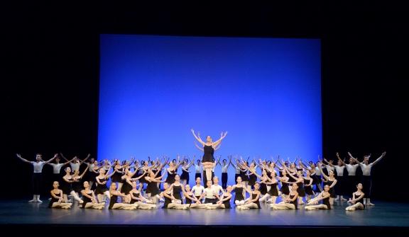 John Cranko School students 2017Photo Stuttgart Ballet